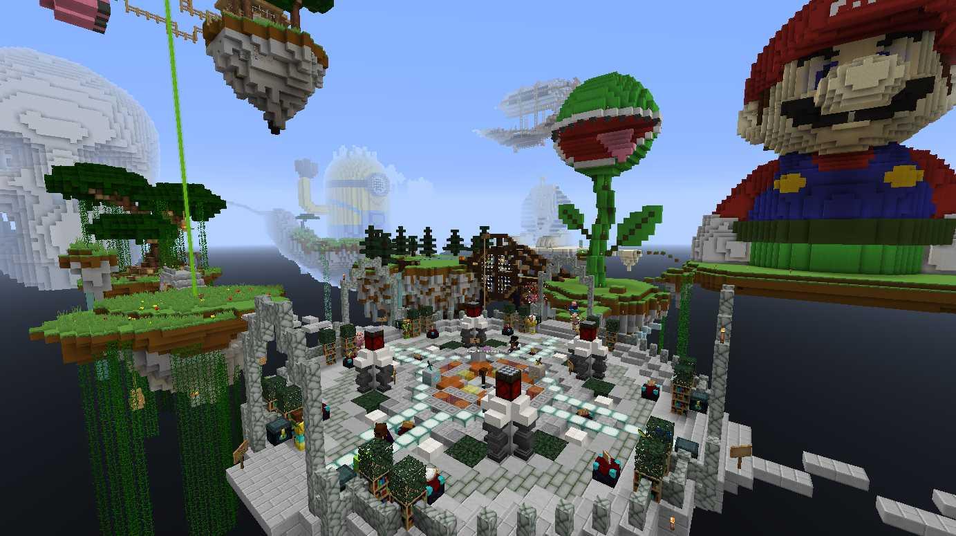 Dezember Crftingplnet - Minecraft spieler entbannen